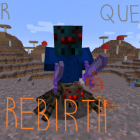 Spider Queen: Rebirth (Spider Queen Bossfight ported to 1.14 and above as a datapack.)