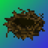 "[ENG]: TexturePack for Datapack ""Birds nests"" by BennySchnitzel12"